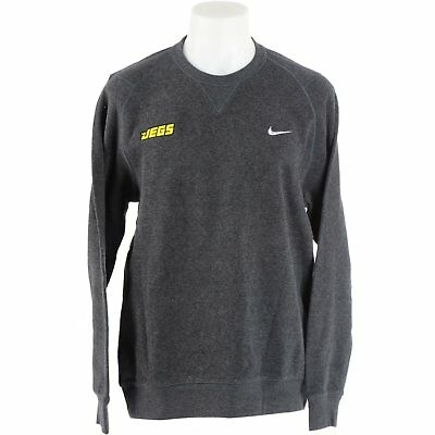 JEGS 726526032-S Nike Range Sweater Black Heather Small