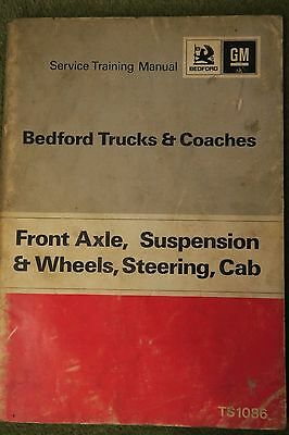 bedford trucks coach tk workshop service manual ts1086 axle rh picclick co uk Bedford RL 1980 Bedford TK