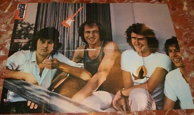 Dire Straits Spanish Giant Fold Poster El Gran Musical 1979 +Donna Summer+Demis