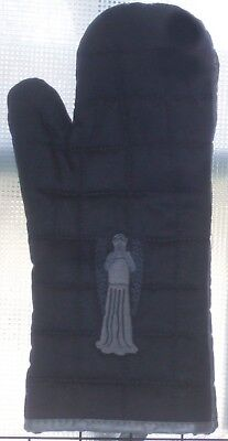 Dr Who Weeping ANGEL Oven Mitts, Free Shipping !