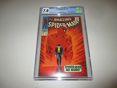 Amazing Spider-Man #50 CGC 7.0 1st Appearance of Kingpin