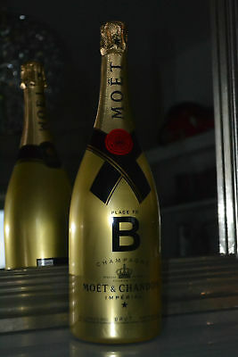Moet & Chandon Imperial Champagne Place to B Magnun 1,5L Neu