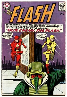 The Flash  #147-1964-dc-2nd Professor Zoom-tv Show.