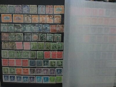 China Mint Used Collection from coiling dragon with many PRC lot 01/07