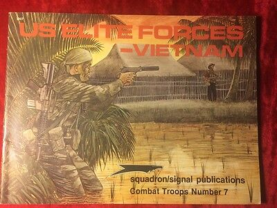US Elite Forces - Vietnam Combat Troops 3007 MILITARY COLLECTABLE