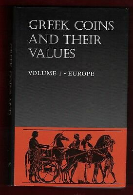 Greek Coins and their values Volume 1 Europe By David R Sear