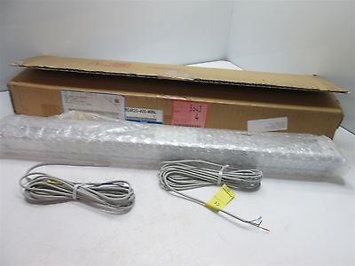 New In Box SMC REAR20-400-M9NL Sine Rodless Cylinder, Bore: 20mm, Stroke: 400mm