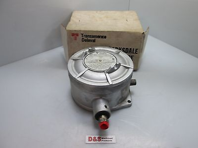 New Barksdale Controls B1X-A72SS-UL Pressure Switch 18000 PSI Proof