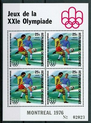 Guinea MiNr. Block 45 postfrisch/ MNH Olympia (Oly896