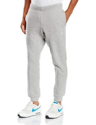 New With Tags Men's Nike Gym Muscle Slim Club Fleece Jogger Pants Sweatpants