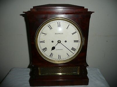 Fine, Double Fusee Repeater Bracket Clock,Dial Signed, Barwise London.Circa 1810