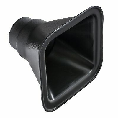 Revotec Race / Rally Square Intake Duct - 75 x 75mm For 51mm / 63mm Hose
