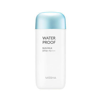 [MISSHA] All-around Safe Block Waterproof Sun Milk SPF50+ PA++++ 70ml