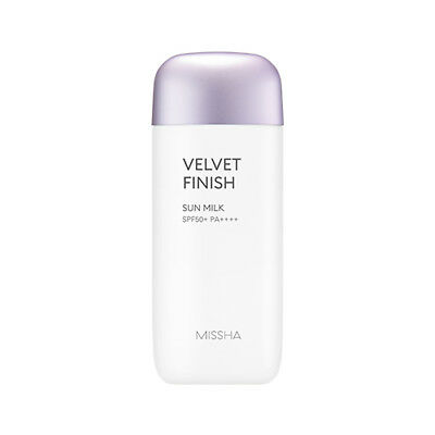 [MISSHA] All-around Safe Block Velvet Finish Sun Milk SPF50+ PA++++ 70ml