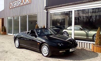 1996 Alfa Romeo gtv Spider 16v T. Spark ** GENUINE UK CAR WITH ONLY 19K MILES **