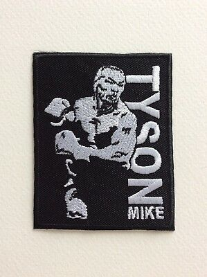 D388 // Ecusson Patch Aufnaher Toppa / Neuf / Mike Tyson 8*6,5 Cm