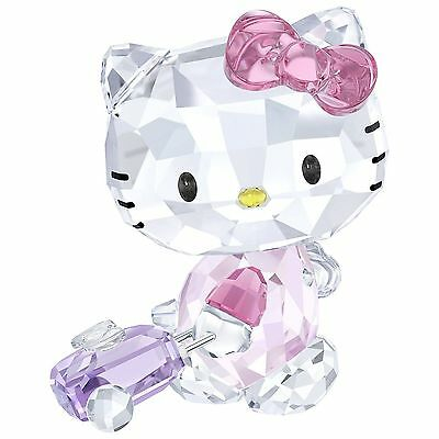 Swarovski Hello Kitty Traveller # 5279082 Crystal  new 2017 traveler