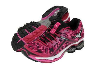 New Mizuno Wave Creation 15 Running Shoes Women s Size 6.5 Pink Black  J1GL140125 7497a2f710cf5