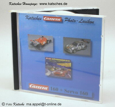 Katsches Carrera Photo-Lexikon Spur 160 + Servo160  DVD