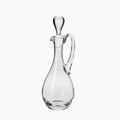 Krosno Handcrafted Glass 33 Oz. 1000 ml Wine decanter Carafe - Made in Poland