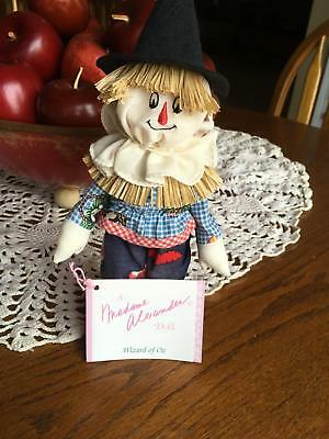 "Madame Alexander 8"" Doll Wizard Of Oz Scarecrow"