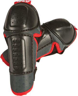 Fly Racing Youth Flex II Elbow Guards Black/Red