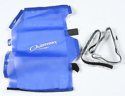 Outerwears Airbox Cover Blue fits Yamaha YFM660R Raptor 660R 2001-2005