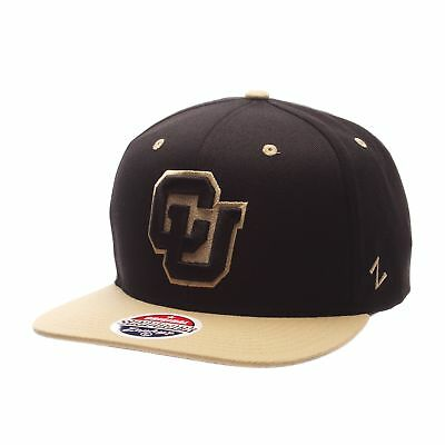 buy popular ab85a 37b6f Colorado Buffaloes Official NCAA Z11 Adjustable Hat Cap by Zephyr 244043