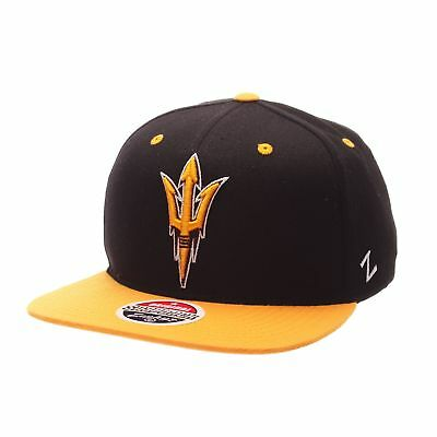 Arizona State Sun Devils Official NCAA Z11 Adjustable Hat Cap by Zephyr  316399 01ee6153b662