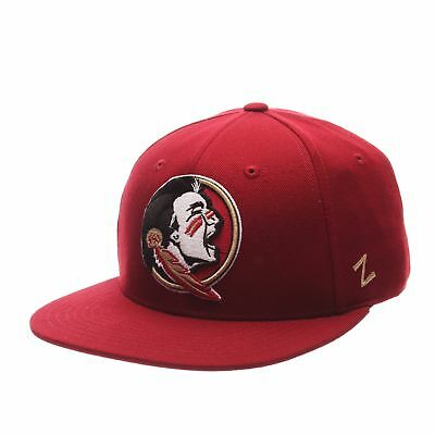 95434dbb12b Florida State Seminoles NCAA M15 Size 7 3 8 Fitted Hat Cap by Zephyr 086605