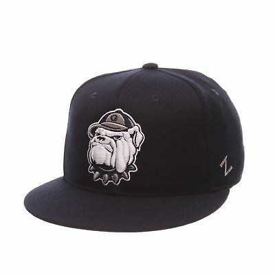 new style e4d20 9281f Georgetown Hoyas NCAA Fitted Size 7 1 2 Fitted Hat Cap by Zephyr 016961