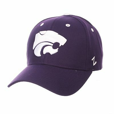 watch 11a77 20223 Kansas State Wildcats Official NCAA Competitor Adjustable Hat Cap by Zephyr