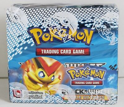 Pokemon Card Game Black & White Noble Victories - Booster Box 36 Packs - Sealed