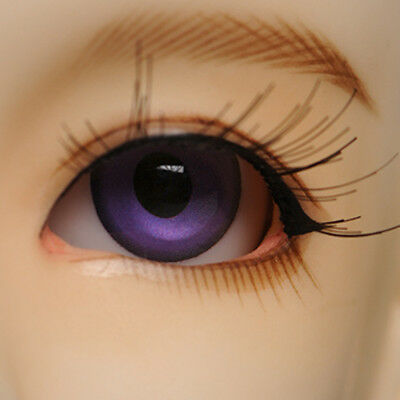 Dollmore BJD Crystal acrylic eyes 16mm - GC16-13 Solid Violet