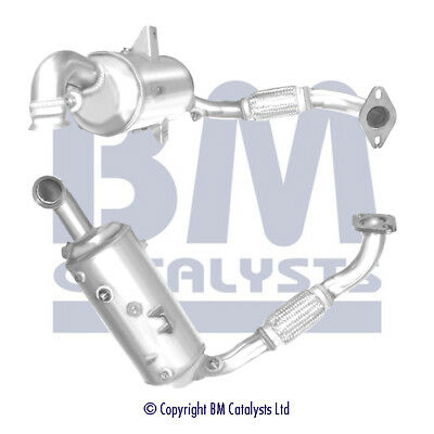 FITS FORD FOCUS 1.6 TDCi(2011-2013) DIESEL PARTICULATE FILTER DPF & CAT EURO 5