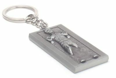 Star Wars - Carbonite Frozen Han Solo - 3D Metal Keyring
