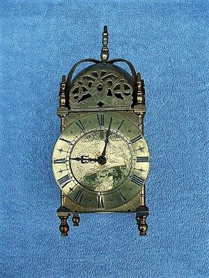 """Antique French Carriage Clock  Needs Referbishing Not Working """"pa"""""""