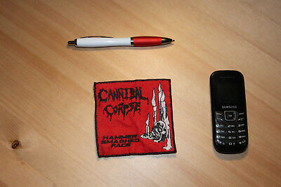 Cannibal Corpse suffocation hammer smashed face patch kutte battlejacket