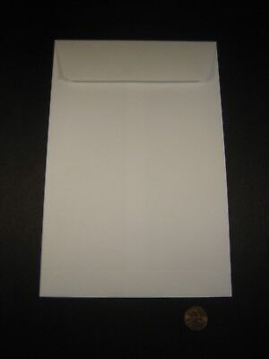 "QUALITY PARK #44182 REDI-STRIP CATALOG ENVELOPE, 6"" x 9"", 28-LB WHITE WOVE PAPER"