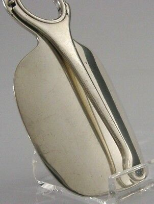RARE CAMPAIGN SOLID SILVER COMBINED SHOE HORN BUTTON HOOK 1906  112g ANTIQUE