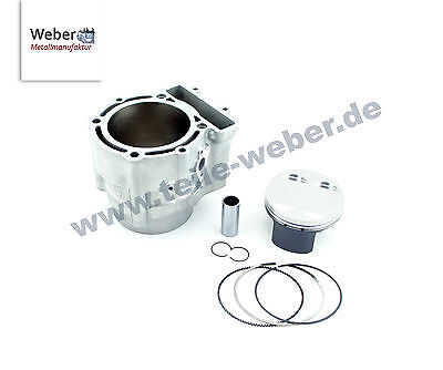 KTM 520 525 Cylinder Wössner Piston Zylinder Kit EXC Racing Built 00-02/03-07