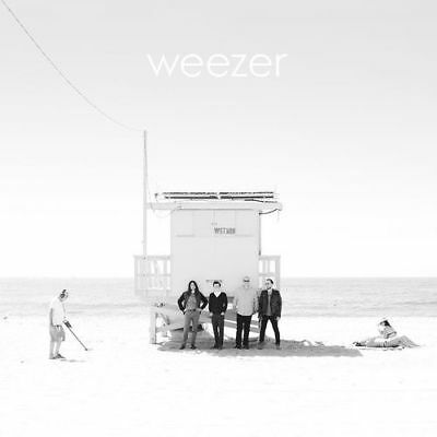 WEEZER Weezer (White Album) CD BRAND NEW S/T Self-Titled