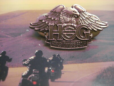 Harley Owners Group Hog Eagle  Pin New Style  Badge Pins Multiple Item Discounts