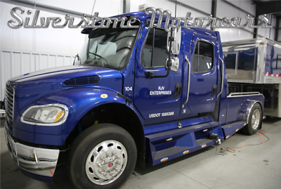 2006 Other Makes  2004 Freightliner Race Car Trailer Pristine Low Miles Functional