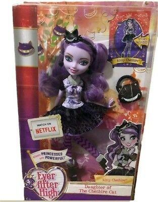 Ever After High Kitty Cheshire Doll (Discontinued by manufacturer)