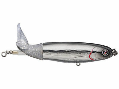 River2Sea Whopper Plopper 110 Chrome WPL110/44 Topwater Surface Bait Lure