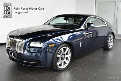 Rolls-Royce Wraith (Certified Pre-Owned) The Wraith Package - Rolls-Royce Bespoke Audio - Fixed Glass Roof - Night Vision