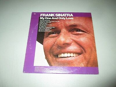 Frank Sinatra My One And Only Love [LP] (Vinyl, Capitol)
