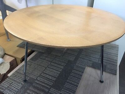 Genuine Vitra Charles Eames Plywood CTM Coffee Table Office Furniture