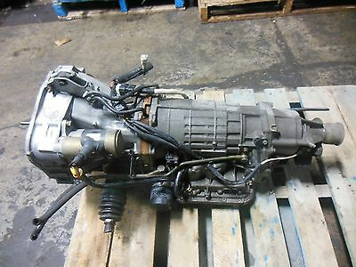 JDM 00-02 Subaru Forester SF5 2.0L Turbo AWD Automatic Transmission TV1A3YB3AB